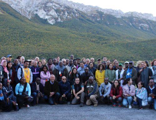 Delegazione internazionale FAO visita la Foresta Modello della Valle dell'Aterno